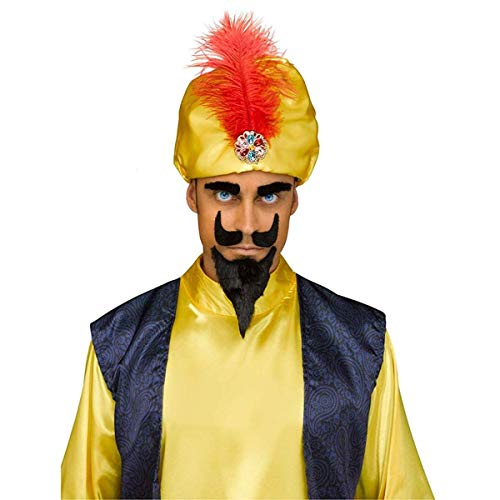 Fun World Adult Zoltar Speaks Fortune Teller Costume Kit ()