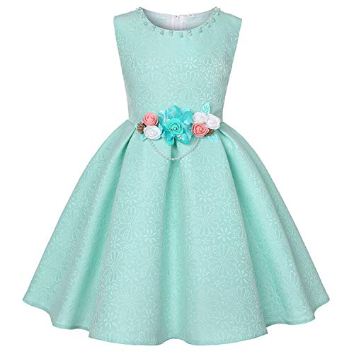 Children Clothing Girl Princess Party Dress Kids Christmas Costume Wedding Dresses Baby Tutu Clothes 2 3 4 5 6 7 8 9 10 Years as a Picture 6]()