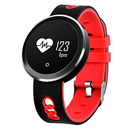 Amazon.com: Sport Bluetooth Smart Watch Q7 0.95 inch HD OLED ...