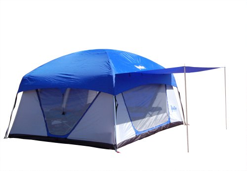 PahaQue Wilderness – Promontory XD 8 Person Family Tent