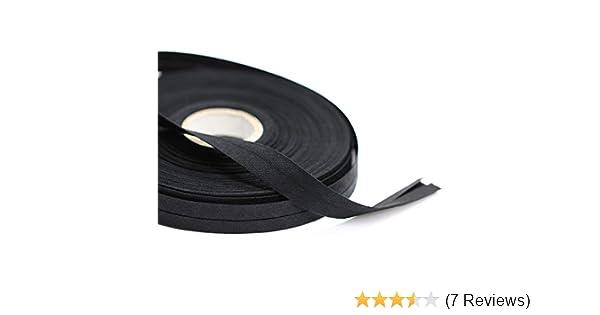 White 4 yards Single Fold Bias Tape 1//2