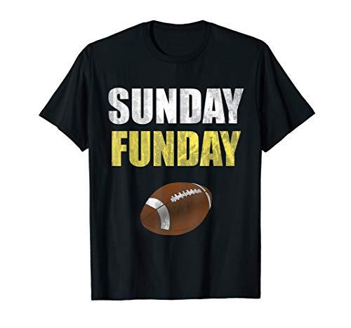 Sunday Funday Shirts for Men and - Sunday T-shirt Day Fun