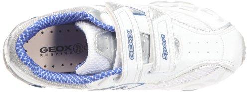 Geox Kids J Tornado V Fashion Trainer White/Royal Mtnh6