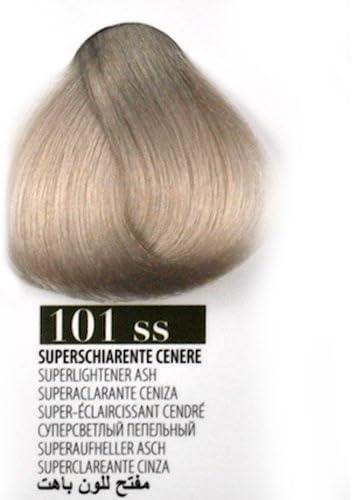 Tinte Pelo 101ss superschiarente cenizas farmagan Hair Color ...