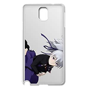 Darker than BLACK Samsung Galaxy Note 3 Case White Cell Phone Case Cover NKZHIQQ5698