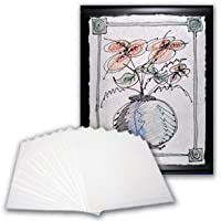 Bullseye Thinfire Shelf Paper - 10inch Mini Pack