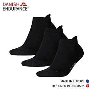 Danish Endurance Low Cut Pro | Calcetines Unisex