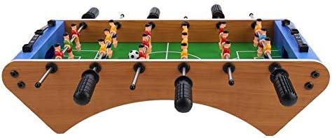 Rishx-toy Clásico Futbolín Fútbol fútbol Kicker Juego Familiar for Partido del hogar Familiar Amplio Juego de Mesa Regalos de Juguetes de los niños: Amazon.es: Hogar