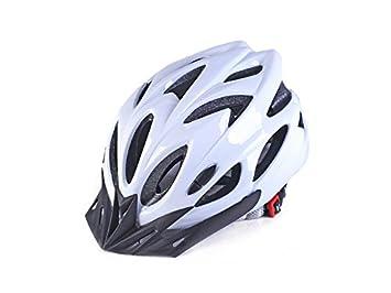 LridSu Superior Casco de Ciclismo Casco de Montar de una Pieza Casco de Bicicleta de Carretera