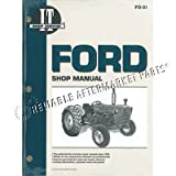 FO31 New Ford New Holland Tractor Shop Manual 2000 3000 4000