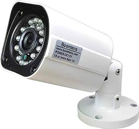 Amazoncom Boomlens 720p Security Camera 1mp 1m Ahd Cctv Camera