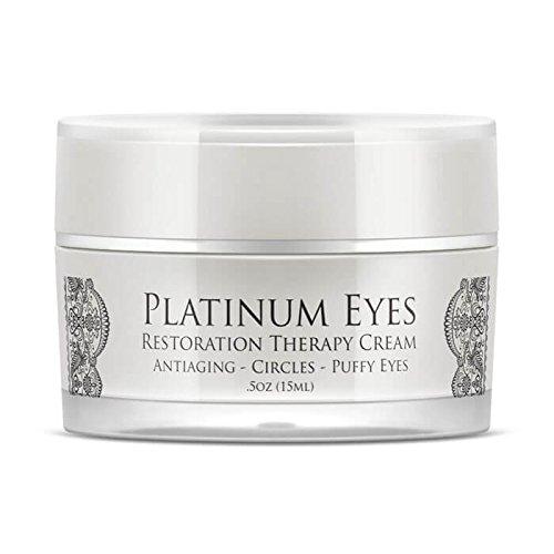 Platinum Eyes Restoration Therapy .5oz. by Platinum Skin Care