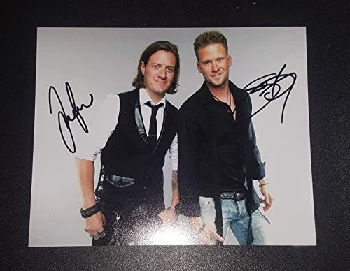Florida Georgia Line - Reprint 8x10 inch Photograph - Brian Kelley and Tyler Hubbard - Country Music - Musician -