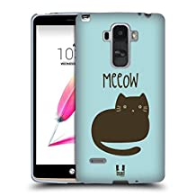 Head Case Designs Bombay Kitty Cats Soft Gel Case for LG G4 / H815 / H810
