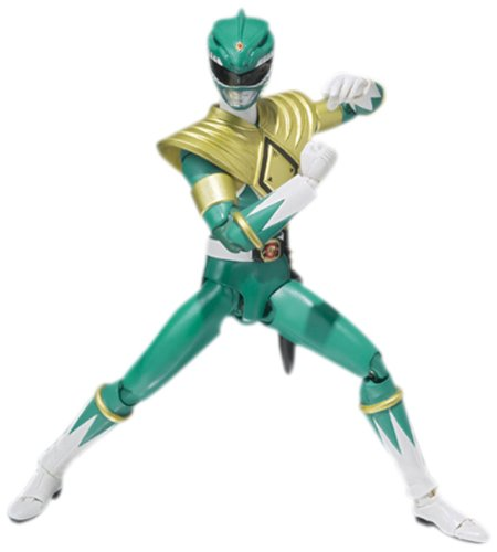 Bandai Tamashii Nations Mighty Morphin Green Ranger