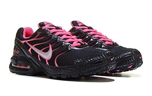 half off 4ca3d f81bb NIKE Women's Air Max Torch 4 Running Shoes (6 B(M), Black/Metallic ...