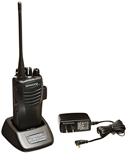Kenwood TK-3400U4P UHF 2 Watt 4 Channel, Lithium Battery, 461-470 MHz