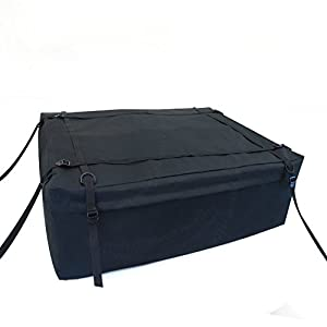 LT Sport SN#100000001010-214 For Ford Roof-Mount Black Roof Cargo Bag Top Waterproof Storage