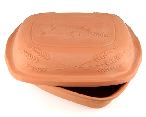 Breadtopia Clay Baker (Oval) by Breadtopia
