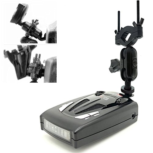 AccessoryBasics Car Rearview Mirror Radar Detector Mount Holder for All Whistler Radar Detector (CR65 CR 70 CR75 CR80 CR85 CR90 CR93 Pro DE17xx All XTR) Require min.of 1''inch stem space to setup by ChargerCity (Image #1)
