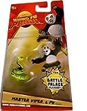Kung Fu Panda Movie Figure 2-Pack Master Viper & Po