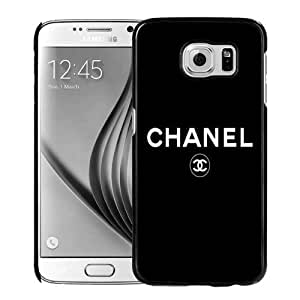 New Personalized Custom Designed For Samsung Galaxy S6 Phone Case For Chanel Logo Phone Case Cover