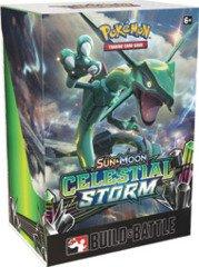 Sun & Moon: Celestial Storm Prerelease Pack by Pokemon Sealed Pack