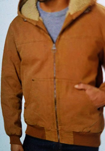G.H. Bass & Co Mens Canvas Jacket (Small, - Store Bass Outlet