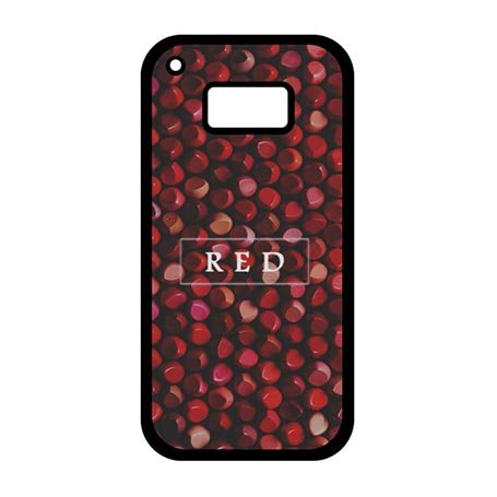 Kawaii Anti-scratch HTC One M9 Snap-on Protective Cover Amazing Customized Red Lipstick
