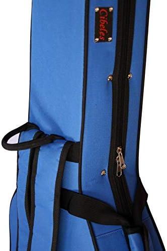 Estuche Guitarra Clásica Superior, Foam, Cibeles (Azul) CIBELES: Amazon.es: Instrumentos musicales