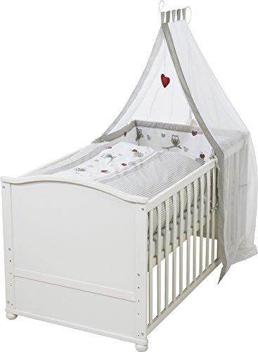 Ein gutes Babybett bekommen Sie von dem Hersteller Roba.