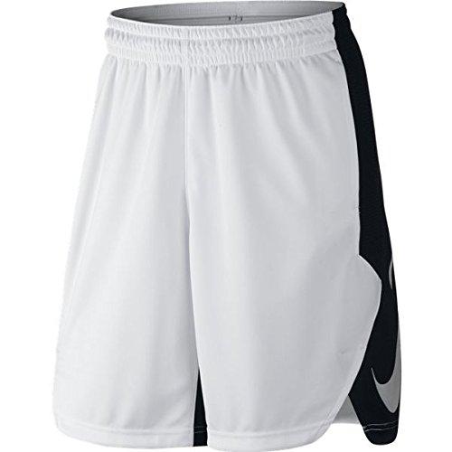 Nike Men's Hyperelite Power Shorts, White