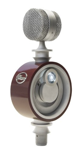 Blue Microphones Reactor Condenser Microphone, Multipattern by Blue