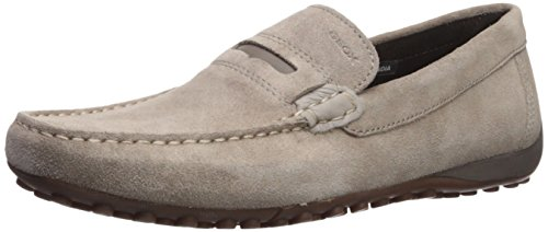 Mocassino Beige Snake Uomo taupe Geox wqYER1