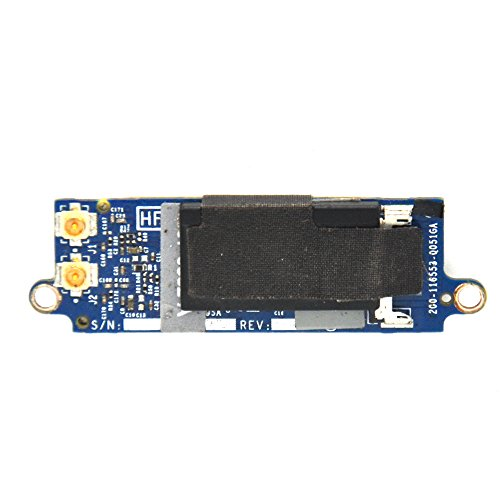 Padarsey Replacement WIFI Airport Card 607-6334-A 607-4144-A 607-4148-A for Macbook pro Unibody A1278 A1286 A1297 series(JUST fit for 2008-2010 year NOT fit 2011 2012 year) by Padarsey