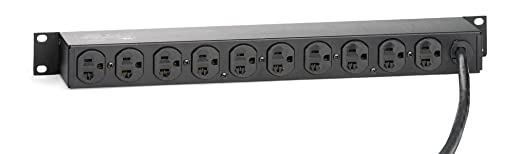 Review Leviton 4520-10S Horizontal Rack