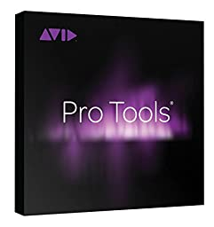 Avid 99357131400 Channel Multitrack Recording Software