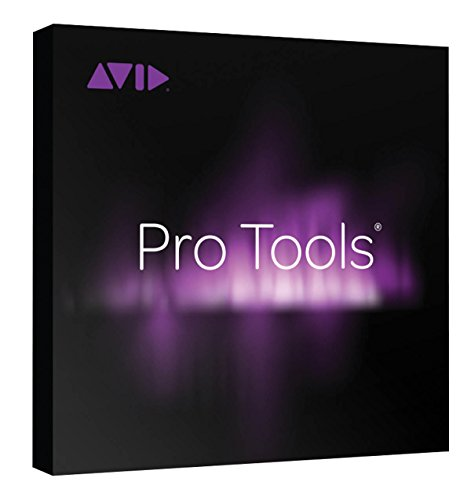Avid Pro Tools Software with Annual Upgrade and Support Plan - Pc Software Tools
