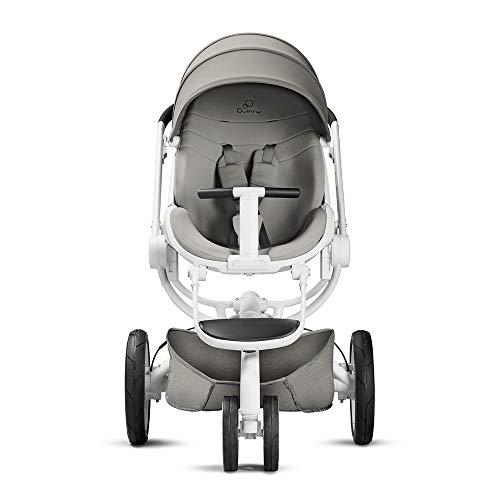 Carrinho de Bebê Moodd Quinny, Grey Gravel