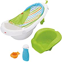 Fisher-Price 4-in-1 Sling N Seat Tub,Green