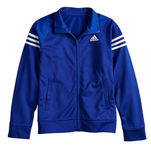 (adidas Boy's Event Jacket (Dark Royal Blue, X-Large))