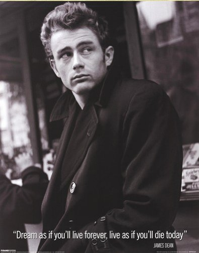 James Dean   Live As If