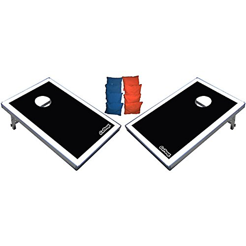 Bean Bag Toss Aluminium Frame Game Set