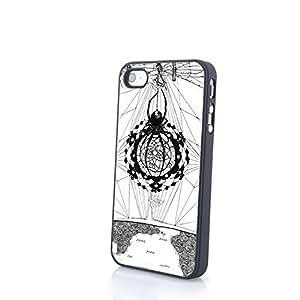 Generic Custom Dream Catcher iPhone 4/4S Matte PC Case Hard Cover Shell