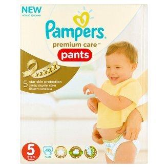 Pampers - Der Schlicker Premium-Pants Junior 5-40 Stück