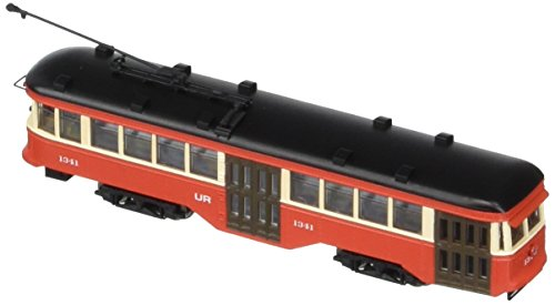 Bachmann Industries St. Louis Railways Peter WITT DCC Equipped Street Car (N Scale)