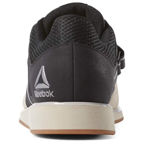 Reebok Men's Lifter PR, Light Sand/Black/Gum/Pewter, 7.5 M US by Reebok (Image #9)