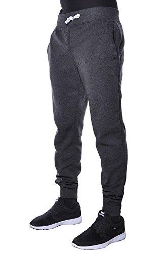 Mens Basic Fleece Jogger Pants