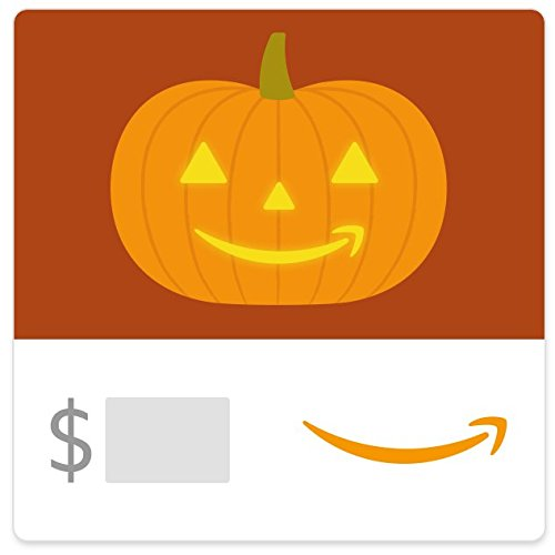 Amazon eGift Card - Jack O' Lantern