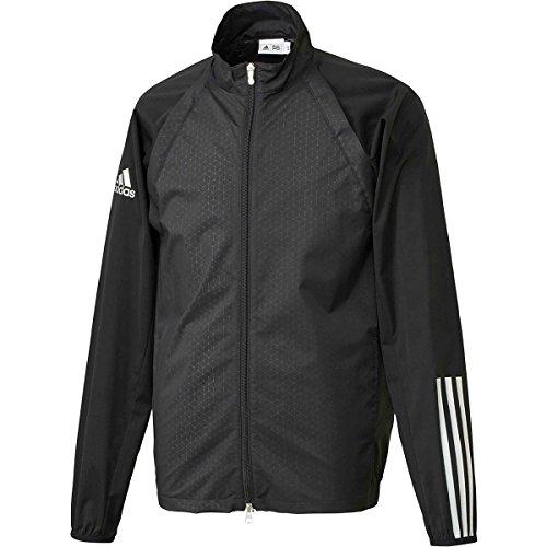 アディダス Adidas アウター(ブルゾン、ウインド、ジャケット) 2WAY ストレッチ CP ディタッチャブル 長袖フルジップウインドジャケット